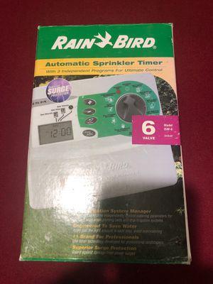 New Rain Bird automatic sprinkler timer - model #: ISM-6 for Sale in Virginia Beach, VA
