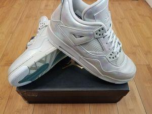 Jordan Retro 4's size 8 for Men for Sale in East Compton, CA
