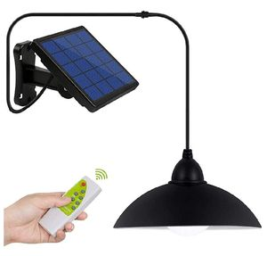 -NEW- Waterproof Outdoor Solar Light,Remote Control 16.4Ft Cord LED Shed Light Pendant Light with Adjustable Solar Panel for Sale in Miami, FL