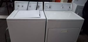 Kenmore Washer and dryer. for Sale in Kent, WA