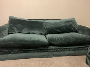Couch and chair for Sale in Wake Forest, NC