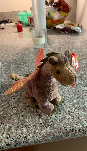 Scorch ty beanie baby for Sale in Riverside, CA