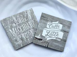 Personalized Coasters for Sale in Dallas, GA