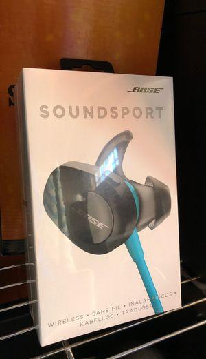Bose Soundsport Wireless Headphones for Sale in Burbank, CA