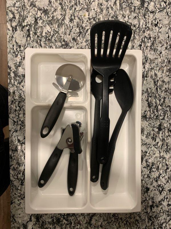 Kitchen Utensils/ Drawer Organizer