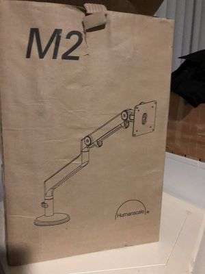 Humanscale M2 Monitor Arm - Screw to Desk for Sale in Fort Lauderdale, FL