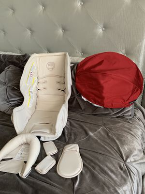 Orbit baby Upholstery g3 new for infant car seat for Sale in Santa Ana, CA
