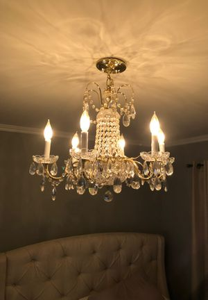 Crystal Chandelier for Sale in Harrison, NY