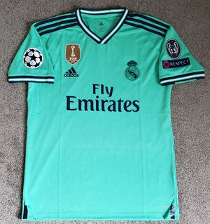 REAL MADRID 19/20 UCL third jersey camiseta remera for Sale in La Habra Heights, CA