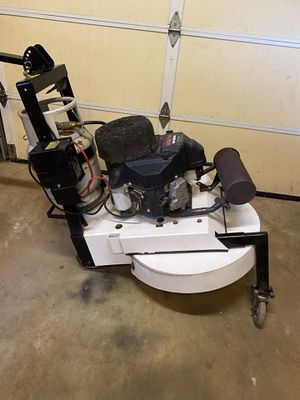 Aztec Sidewinder Floor Stripper Machine with FREE chemical for Sale in Laurel, DE