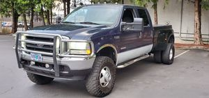 2003 FORD F350 DUALLY for Sale in Gresham, OR