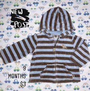 Baby boy clothing 9 months 🌱 it's extra soft 🌱 for Sale in Paramount, CA