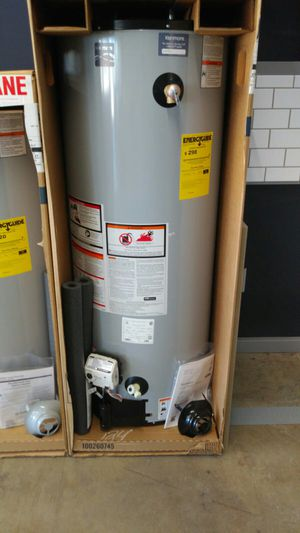 NEW Hot Water Heater (Gas) for Sale in St. Louis, MO