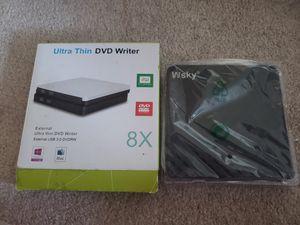 Wsky USB 3.0 External CD DVD Writer for Sale in Jeffersonville, IN