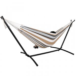 Hammock Hanging Rope Chair Lounger Porch Swing Seat with Stand Cozy Relax for Sale in Wildomar, CA