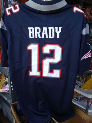 TOM BRADY NEW ENGLAND PATRIOTS JERSEY MENS XL for Sale in South Gate, CA