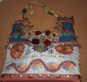 MARY FRANCIS HANDBAG, A Work of Art for Sale in Manteca, CA