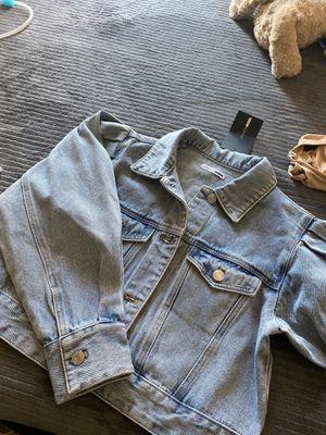 jean jacket for Sale in Phelan, CA