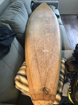 Classic single fin surfboard for Sale in Pompano Beach, FL
