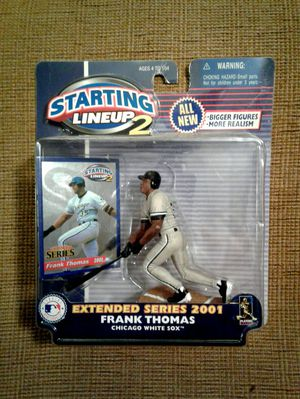 FRANK THOMAS STARTING LINEUP ACTION FIGURE for Sale in Portland, OR