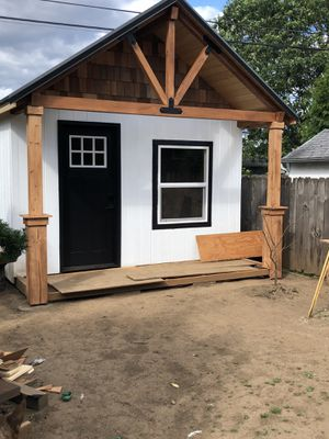 Shed for Sale in Vancouver, WA