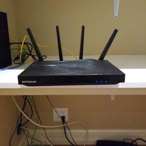 Netgear Nighthawk Wifi Router for Sale in Boca Raton, FL