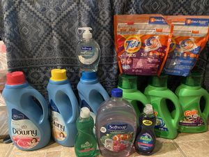 LAUNDRY CARE BUNDLE. for Sale in Chicago, IL