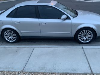 2003 Audi A4 Twin Turbo $(1950) Needs O2 Sensor But Runs And Drives for Sale in Las Vegas,  NV