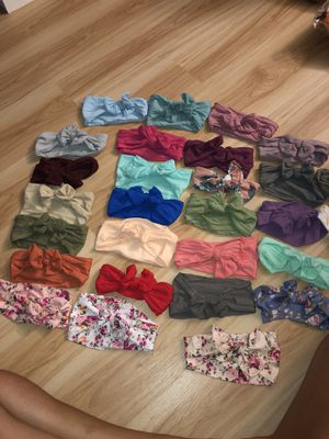 Baby headbands for Sale in Fall River, MA