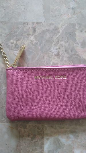 Michael kors coin purse wallet card holder for Sale in Seattle, WA