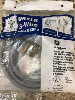 Dryer 3-wire for Sale in Miami,  FL