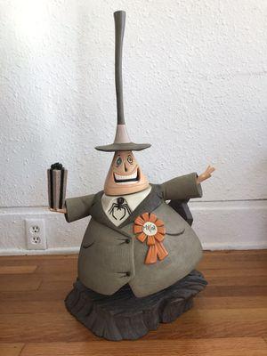 """Nightmare Before Christmas - Mayor """"Big Fig"""" Statue! Huge! Disneyland Resort Exclusive! for Sale in San Diego, CA"""