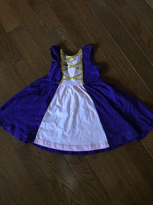 5T Rapunzel dress for Sale in Mokena, IL