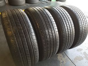 4 Used 265/65R18 Michelin Tires 2656518 llantas 265 65 18 for Sale in Santa Ana, CA