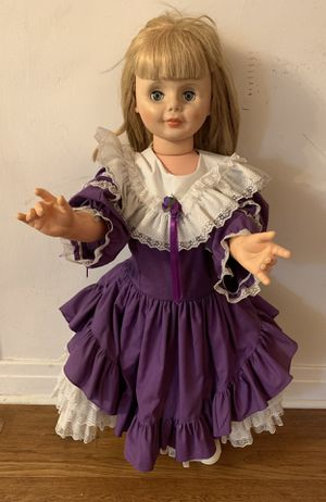 Vintage Life Size Doll from 1960's for Sale in Los Angeles, CA
