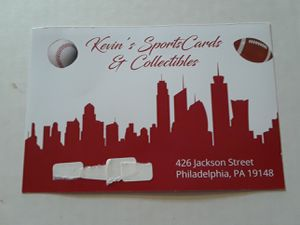 KEVIN'S SPORTS CARDS. for Sale in Philadelphia, PA