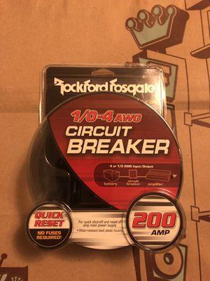 Car audio breaker for Sale in Renton, WA