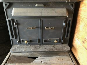 Fire place insert wood stove for Sale in Louisville, KY