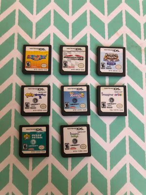 DS Games for Sale in San Diego, CA