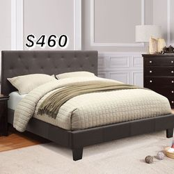 EASTERN KING BED FRAME AND MATTRESS INCLUDED for Sale in Beverly Hills,  CA