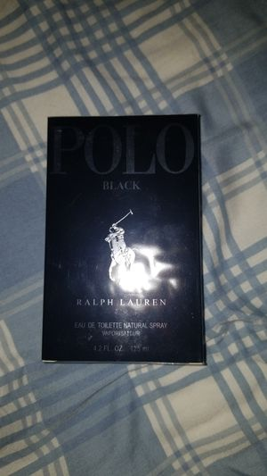 Ralph Lauren Polo Black for Sale in Warren, MI