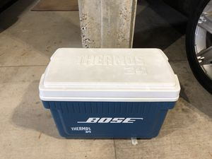 Thermos cooler with Bose branding for Sale in Seattle, WA