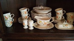 Dishes Mikasa from oven to table for Sale in Herndon, VA