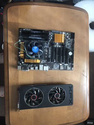 Computer parts - almost a full build for Sale in Winston-Salem, NC