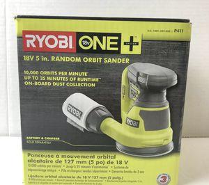 18-Volt ONE+ Cordless 5 in. Random Orbit Sander (Tool-Only) Brand New In Box for Sale in St. Petersburg, FL