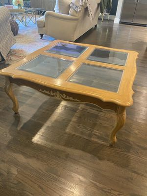 Antique Coffee Table for Sale in Dallas, TX