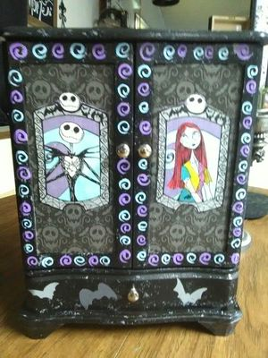 Nightmare before Christmas jewelry box for Sale in Port Richey, FL