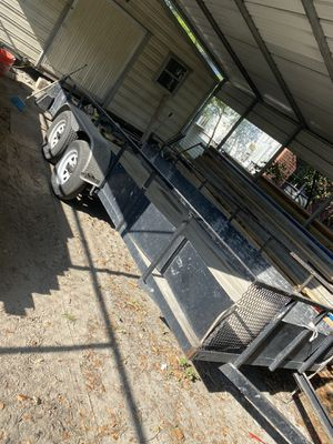 Trailer 16 feet for Sale in Plant City, FL