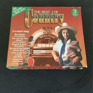 Best Of Country CD Collection for Sale in Tigard, OR