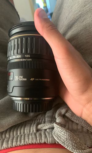 Canon Lens for Sale in Long Beach, CA
